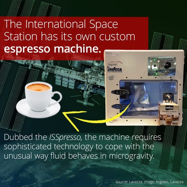 ISS Expresso
